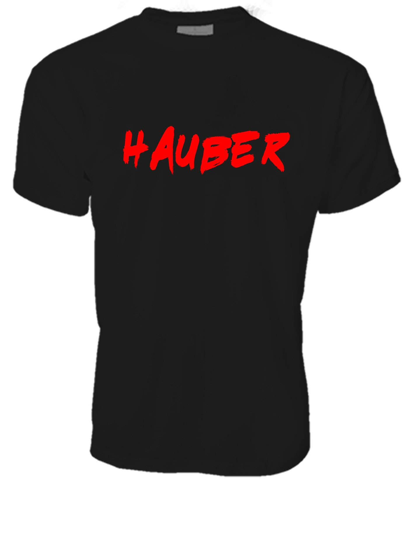 MEN PREMIUM CREW NECK T-SHIRT HAUBER